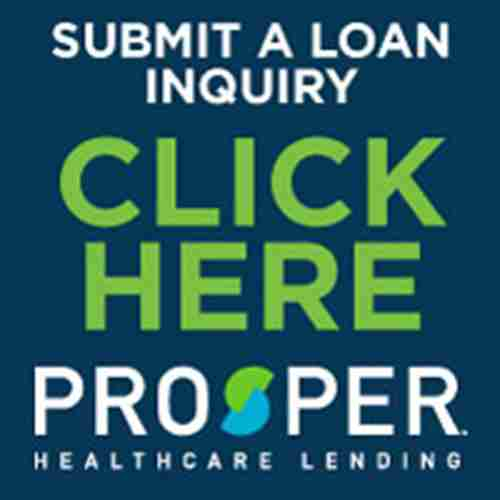 Financing through Prosper Healthcare Lending