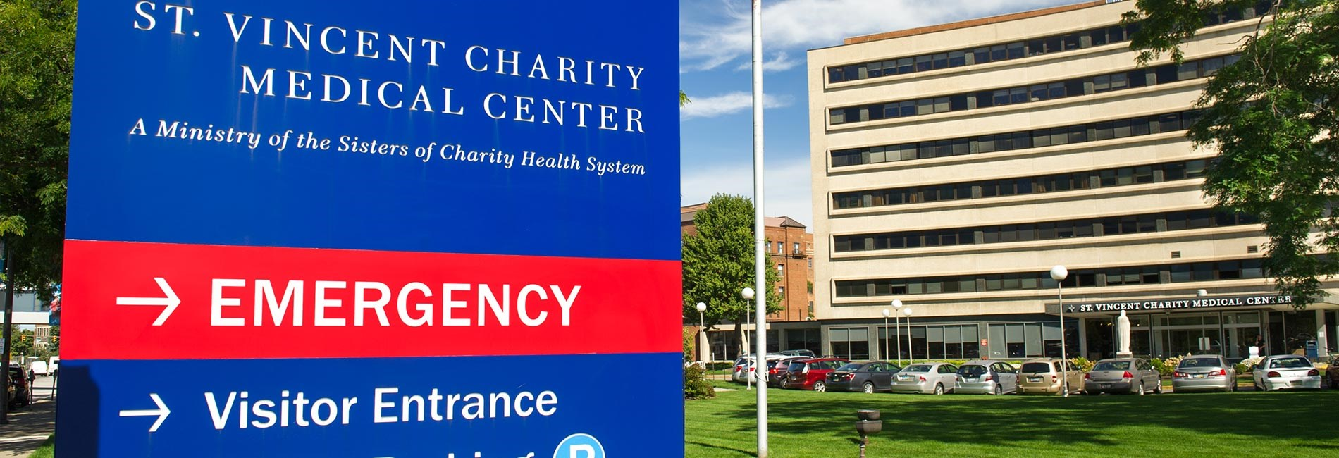 Emergency Medicine | St  Vincent Charity Medical Center
