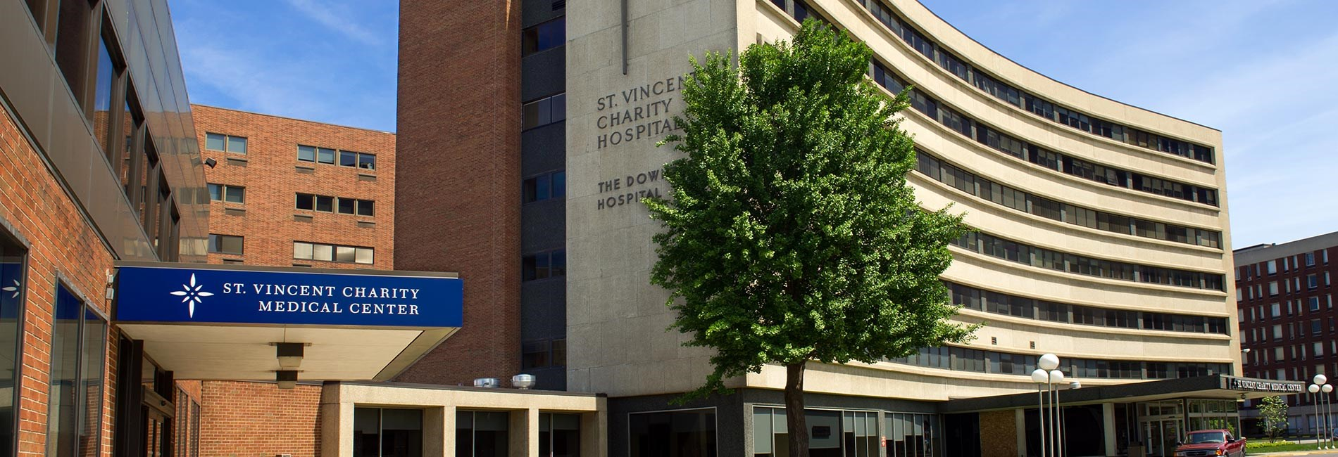 St  Vincent Locations | St  Vincent Charity Medical Center
