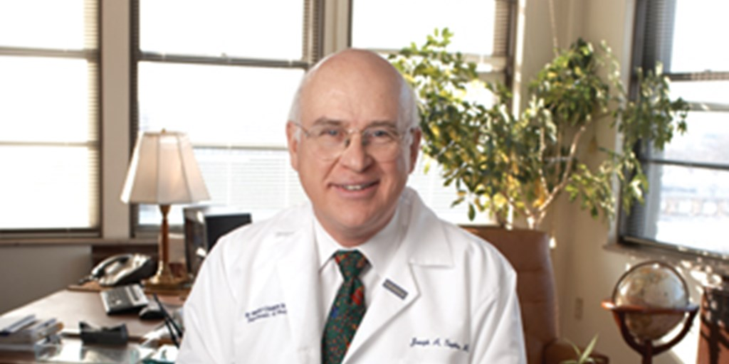 Dr. Joseph Sopko honored as St. Vincent Charity Medical Center's 2018 Physician of the Year