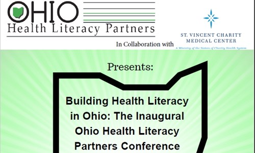 St. Vincent Charity Medical Center to host Ohio health literacy conference Oct. 4
