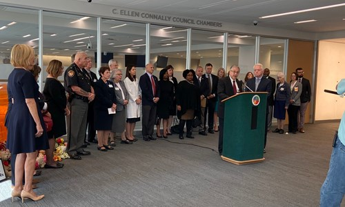 Cuyahoga County Announces Phase One of Opioid Crisis Mitigation Plan, including $2M to St. Vincent's Rosary Hall