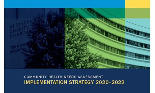 2020 - 2022 Community Health Needs & Implementation Plan Available Online