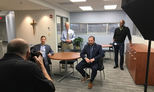 Crain's Cleveland Business: New clinic at St. Vincent Medical Center integrates behavioral health, primary care